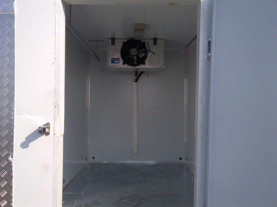 mobile cold rooms interior
