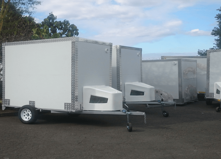 mobile freezers manufacturer